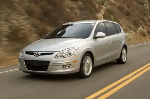 2009 Hyundai Elantra Wagon Touring